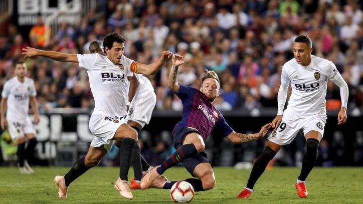 Resultado de imagen para Valencia   1-1  Barcelona