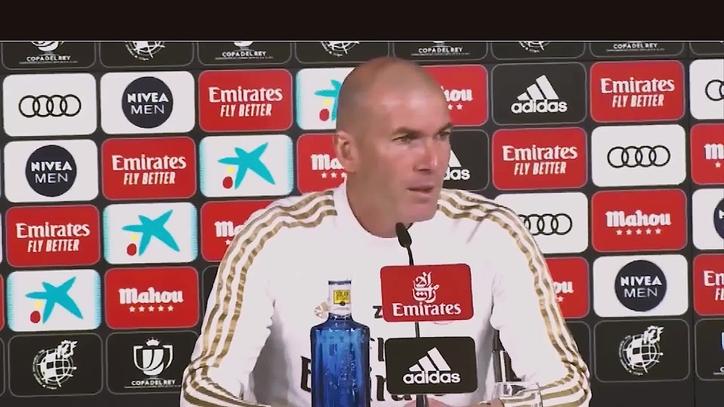 407? Zidane habló sobre Hazard, Valverde, Varane, Vinicius y Jovic - Comunio-Biwenger