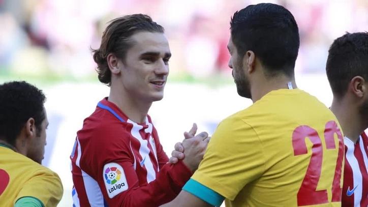 FC Barcelona  Luis Suárez da por hecha la llegada de Griezmann