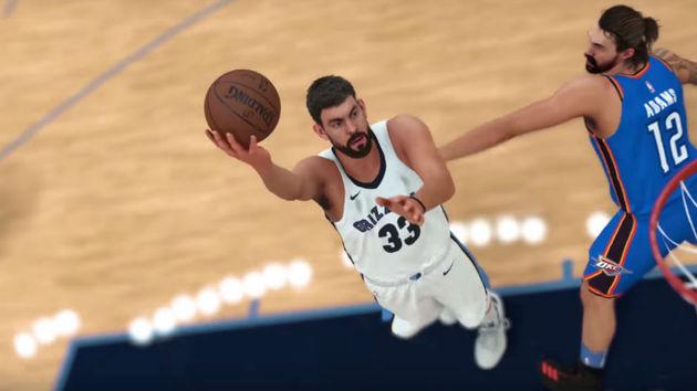 Video thumbnail for Descubre el nuevo trailer del espectacular NBA 2K18 2e8641963