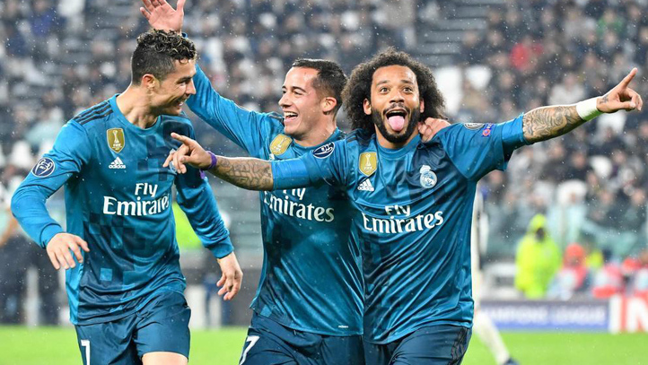 Juventus vs Real Madrid  resultado 2efbe9e6540f5