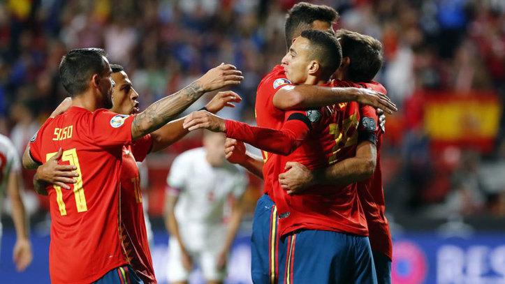 España cumple el trámite contra Islas Feroe