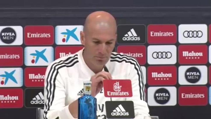 407? Zidane habló sobre Bale, Isco, Marcelo y las dudas en la portería - Comunio-Biwenger