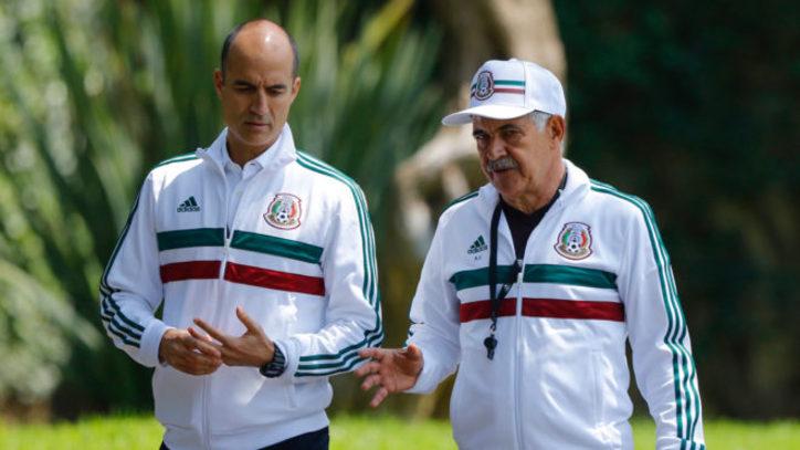 Guillermo Cantú y Ricardo Ferretti