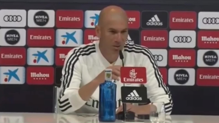 407? Zidane habló sobre Bale, Llorente, Brahim y los fichajes - Comunio-Biwenger