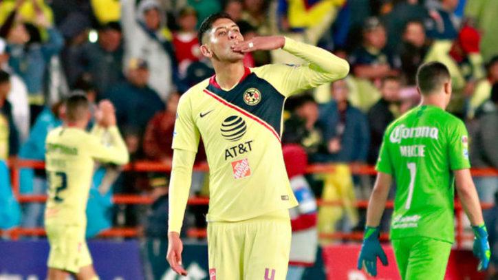 a89bdbf2f1d Liga MX Apertura 2018  Edson Álvarez