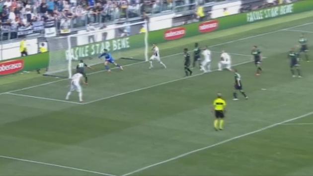 e790d67bbeb3d Video thumbnail for Así fue el primer gol de Cristiano Ronaldo con la  Juventus