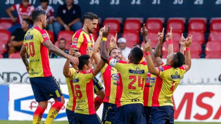 Liga MX Apertura 2018  Veracruz vs Morelia  Dramático empate en el ... 8edd078bbe9