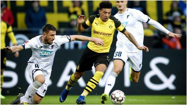 Resultado de imagen para Borussia Dortmund  3-3  Hoffenheim