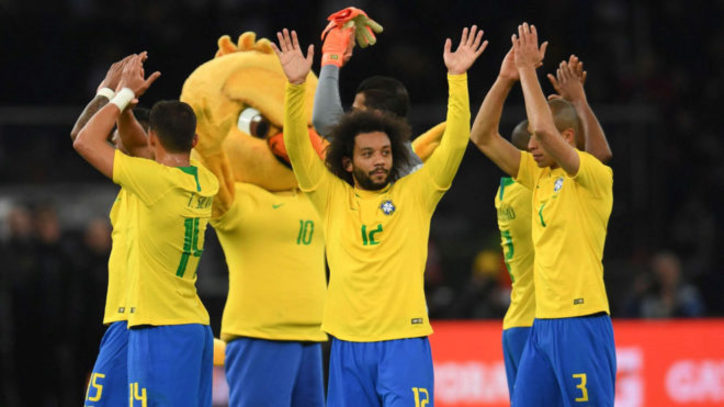 Mundial 2018 Rusia  Siete claves por las que Brasil es junto a ... 37247b0f83524