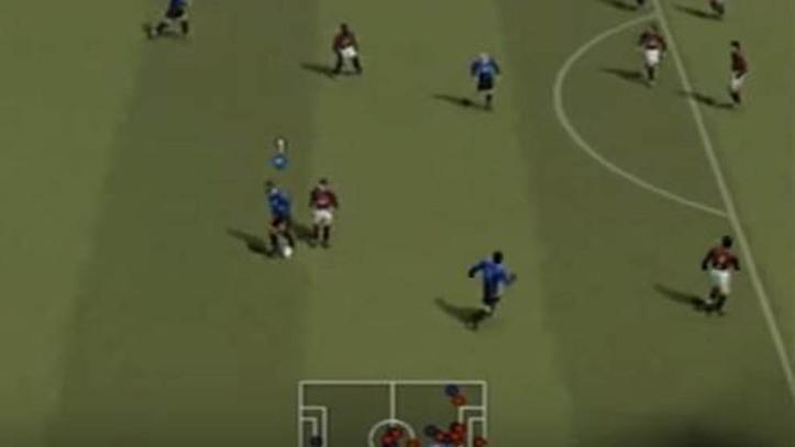 El Mejor Jugador Del Pes 6 Adriano Tenía Un 99 De Potencia De Disparo