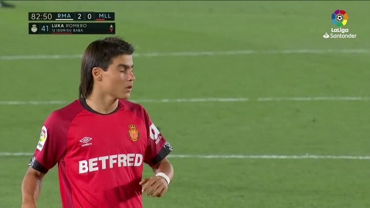 Luka Romero, el 'Messi mexicano', debuta con el Mallorca ante el ...