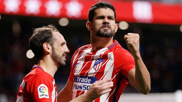 Gol de Diego Costa (1-0) en el Atlético 1-2 Sevilla - MarcaTV 94364c885da8b