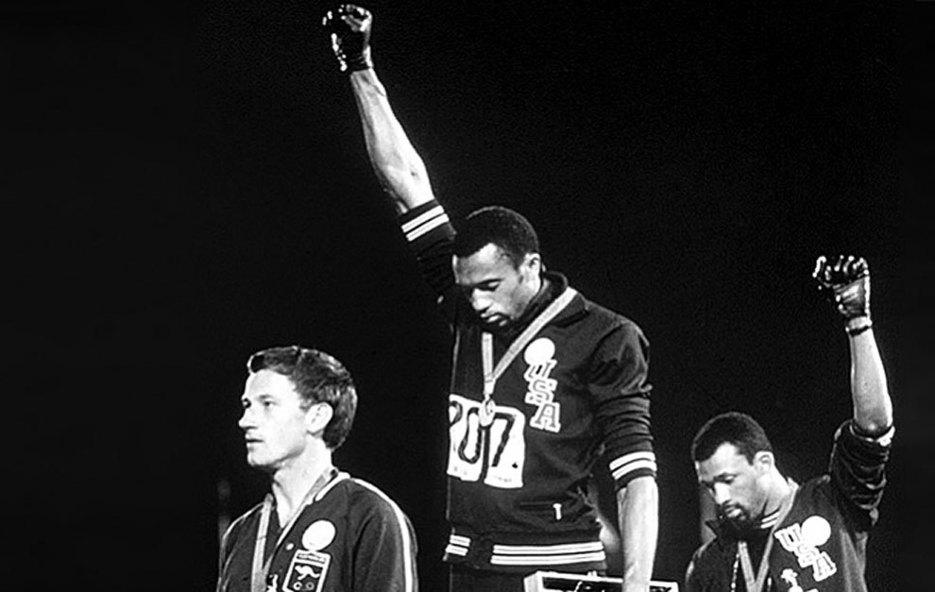 El  Black Power  de México 68  d9ccc9e25123e
