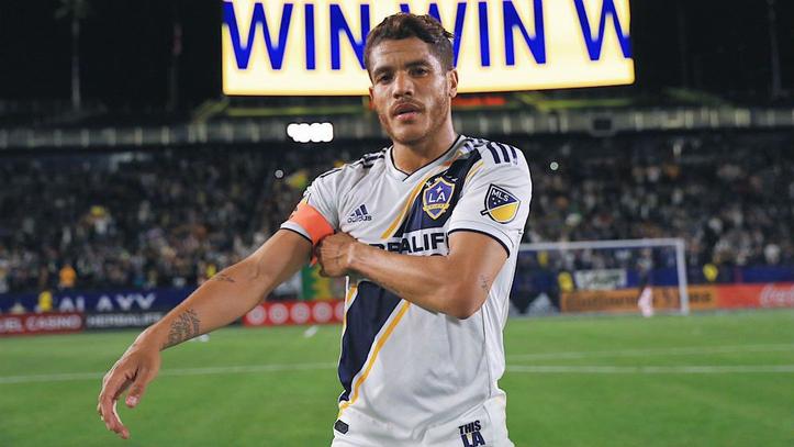 "Jonathan dos Santos: ""Marco Fabián no se va arrepentir de venir a ..."