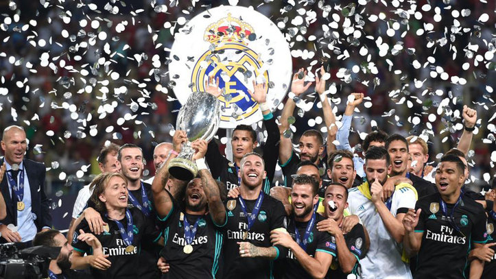 52a7453f24f58 Supercopa de Europa 2017  Resumen y goles del Real Madrid 2-1 Manchester  United