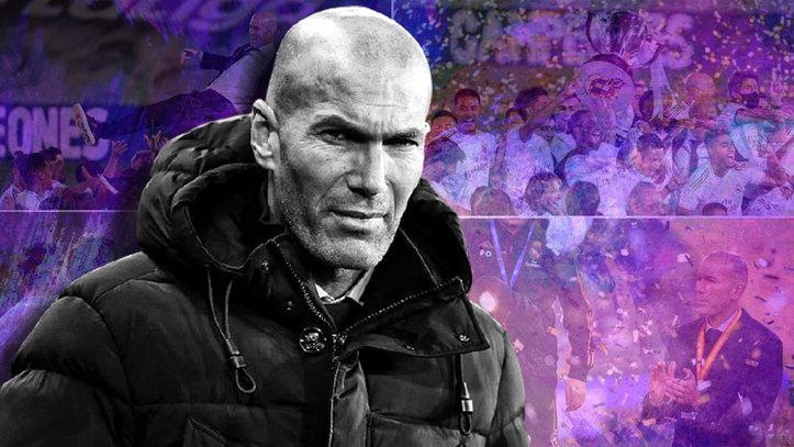 Real Madrid: Oficial: Zidane deja de ser entrenador del Real Madrid | Marca
