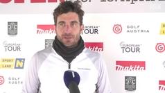 """Alejandro Cañizares: """"No recuerdo haber jugado con un frio así antes"""""""