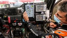 Así es el nuevo roadbook digital del Dakar 2021