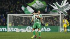 Copa del Rey (cuartos, vuelta): Resumen y goles del Betis 3-1 Espanyol