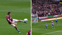 No verás nada mejor en mucho tiempo: la volea de McGinn para el Aston Villa