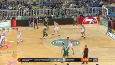 Panathinaikos 72-70 Baskonia