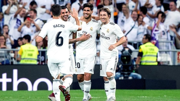 LaLiga (J5): Resumen y gol del Real Madrid 1-0 Espanyol