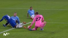 Gol de Jorginho (p.) (2-0) en el Chelsea 4-0 Malmo