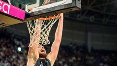 Liga ACB. Resumen: Bilbao Basket 79-75 Baskonia