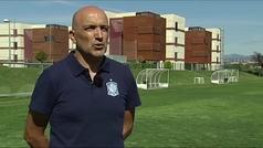 """David Gordo, seleccionador sub17: """"Ansu Fati quiere jugar con España"""""""
