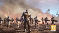 El nuevo modo de Fortnite x Avengers Endgame llega al battle royale