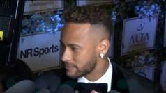 Neymar se excusa ante los que critican sus simulaciones