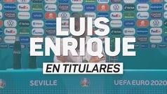 """Luis Enrique: """"¿Falta gol? Es el discurso de siempre, hemos generado muchas ocasiones"""""""