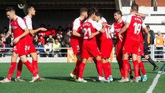 Copa del Rey (segunda ronda): Resumen y goles del Escobedo 0-5 Sevilla
