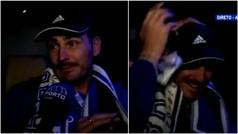 El consejo de viejo que da Casillas en la fiesta del Oporto y la brutal ovación que recibe