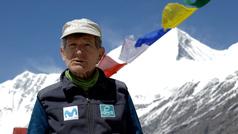 Carlos Soria ya está en el Dhaulagiri