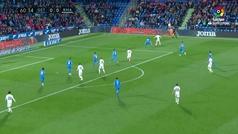 Jugadón de Brahim en Getafe: si acaba en gol da la vuelta al mundo...