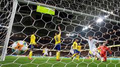 El gol de Rodrigo en el minuto 91 que dio la clasificación a España para la Euro 2020