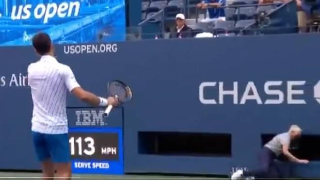 Us Open 2020 Septima Jornada Del Us Open De Tenis En Directo Djokovic Es Descalificado Marca Com