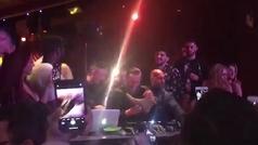Las Vegas, rendida a sus pies: así fue la 'loca' fiesta de Conor McGregor