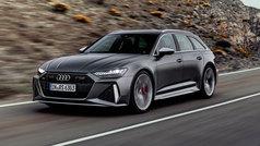 RS 6 Avant, el último de una larga tradición de famiilaires deportivos de Audi