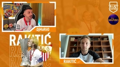 """Rakitic, a DjMaRiiO sobre su salida del Barça: """"El comportamiento de Valverde y el mio no ayudaron"""""""