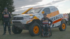Isidre Esteve participará en el Rally Dakar 2021 a los mandos de un Toyota Hilux Overdrive