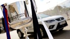 La Copa de S.M. el Rey llega a Sevilla... a todo gas