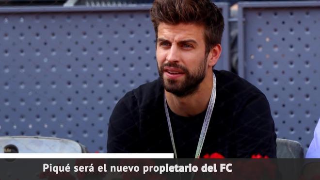 Jugador del Barcelona compra equipo de fútbol español