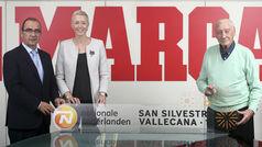 La Nationale-Nederlanden San Silvestre Vallecana renueva su compromiso con MARCA