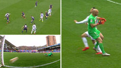 Gol de Verde (p.) (1-1) en el Eibar 1-2 Valladolid