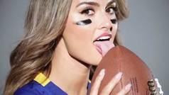 Una estrella de la MTV calienta la Super Bowl 2019 con un pantagruélico vídeo 'hot'