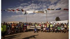 El Maratón del Sáhara reafirma su compromiso solidario con los refugiados saharauis