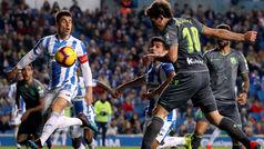 LaLiga (J24): Resumen y goles del Real Sociedad 3-0 Leganés
